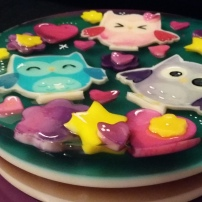 Decorated Gelatin