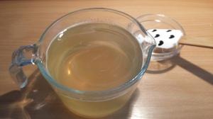 Coconut Clear Gelatin