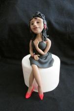 personalized sugar doll