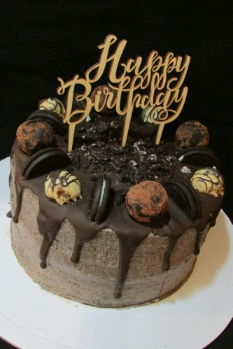Super Chocolate Cake!